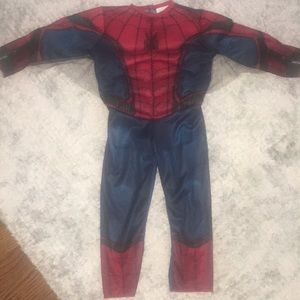 Toddler marvel Spider-Man costume size 2T
